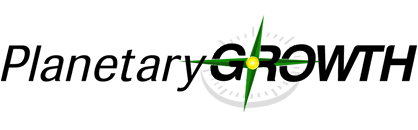 Planetary Growth Logo